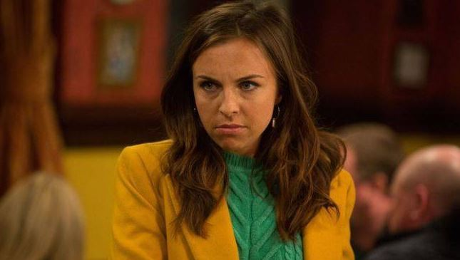 Ruby Allen was the victim of the attack on Eastenders