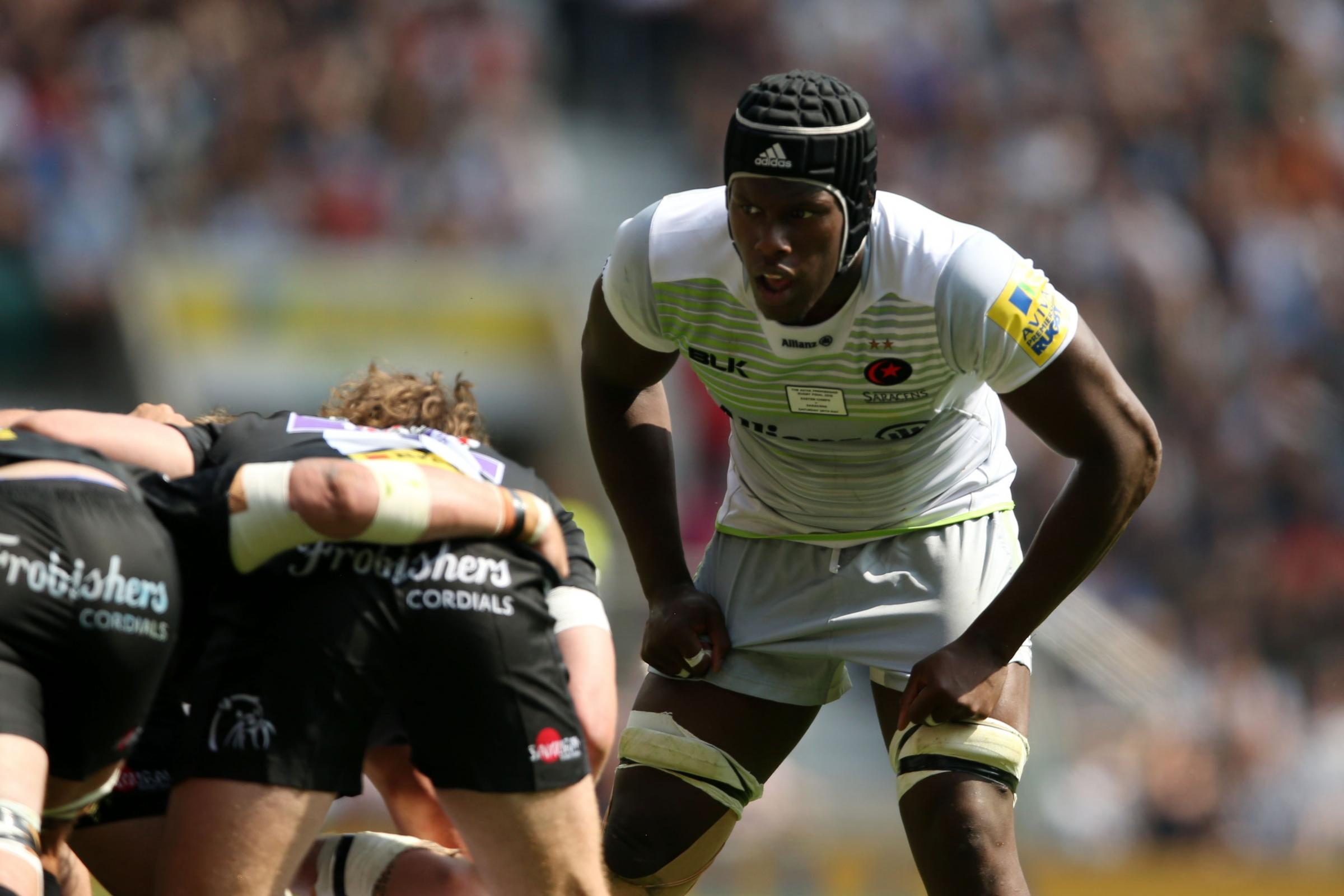 Exeter Chiefs v Saracens – Aviva Premiership – Final – Twickenham Stadium