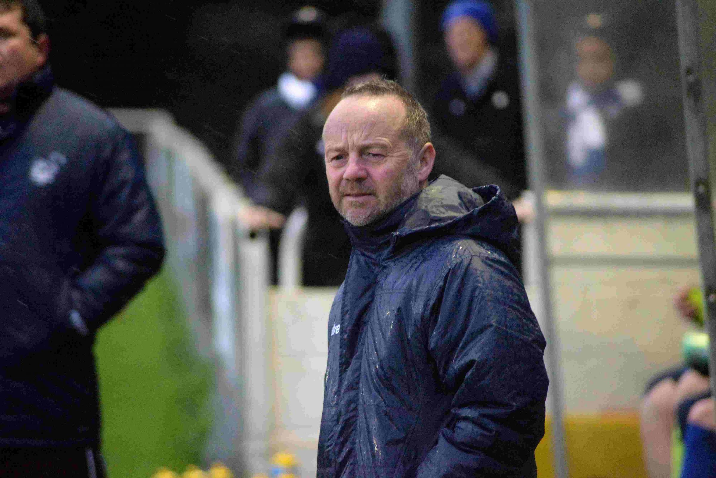Yate Town Manager Paul Britton. Picture: Steve Richards