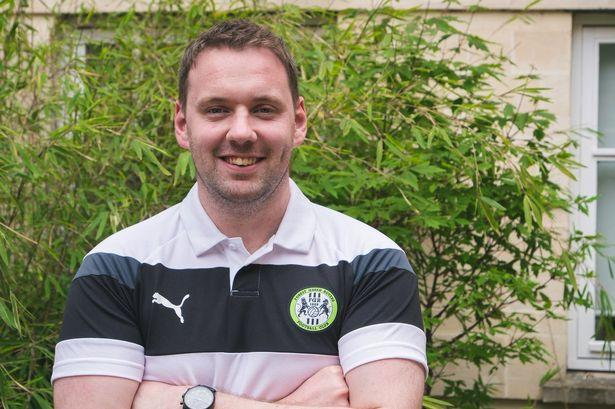 Forest Green Rovers' director of football Richard Hughes