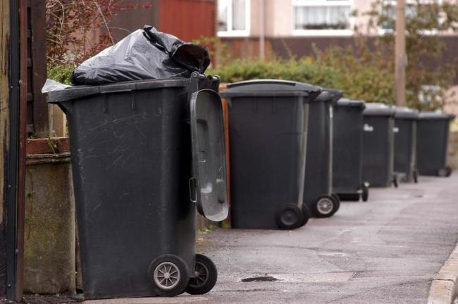 Waste collections have been cancelled in South Gloucestershire