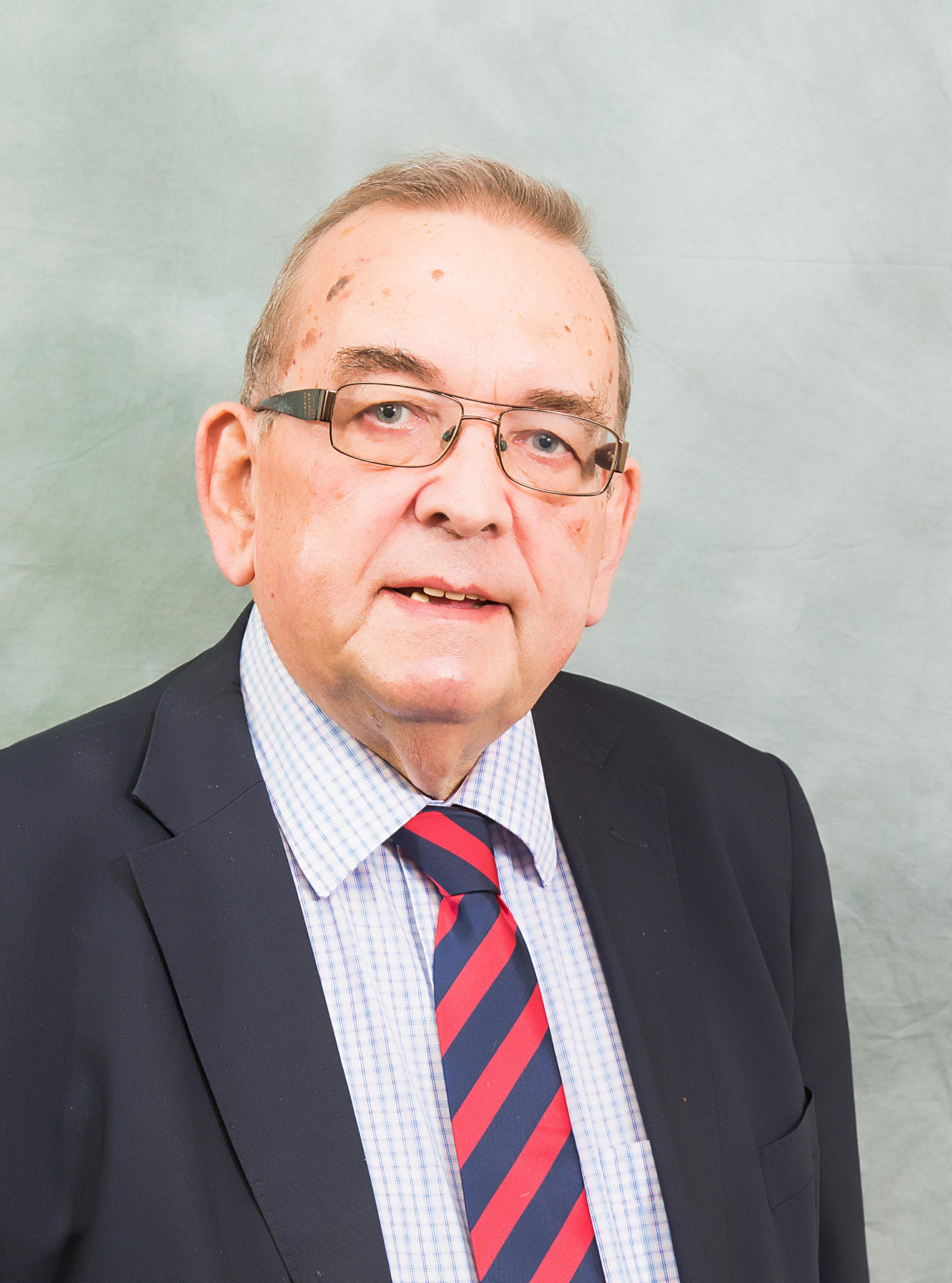 Cllr Jack Gough has passed away/ Picture by RichMcD