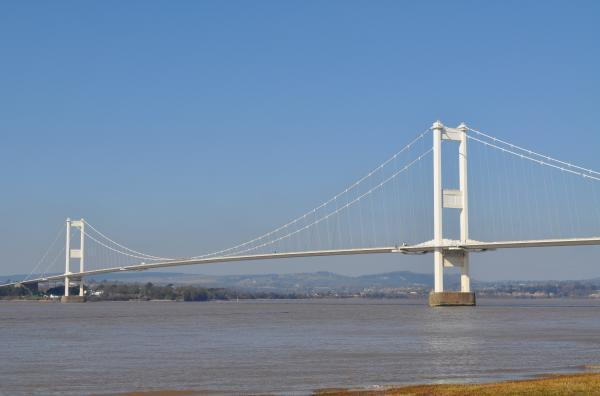 Tolls were recently removed on both the Severn crossings