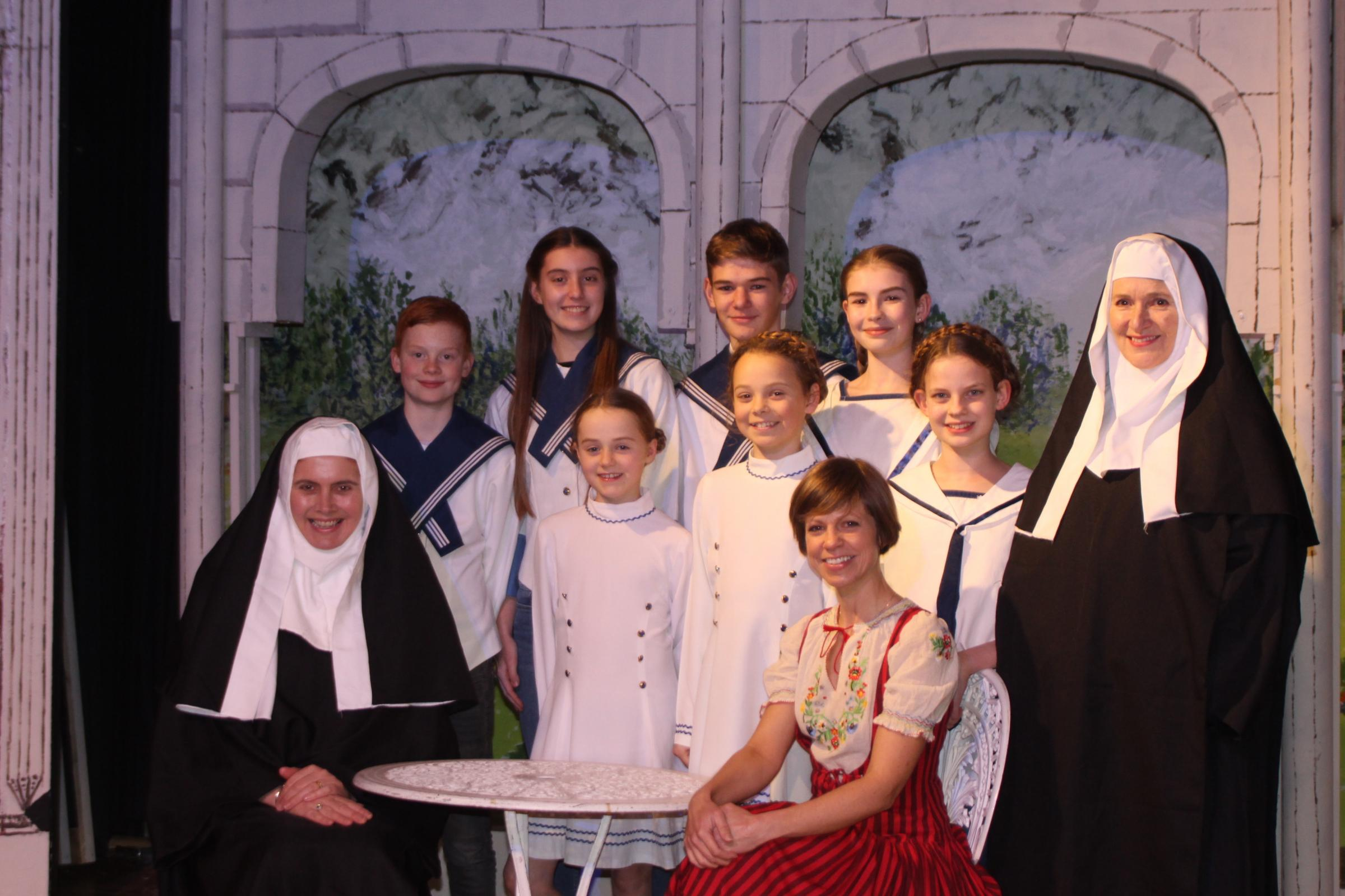 The Tockington Parish Players have sold out their production of The Sound of Music