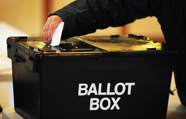 By election set to take place