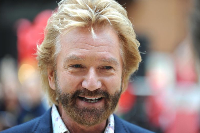 Noel Edmonds at Cabot Circus (Image: Bristol Live)