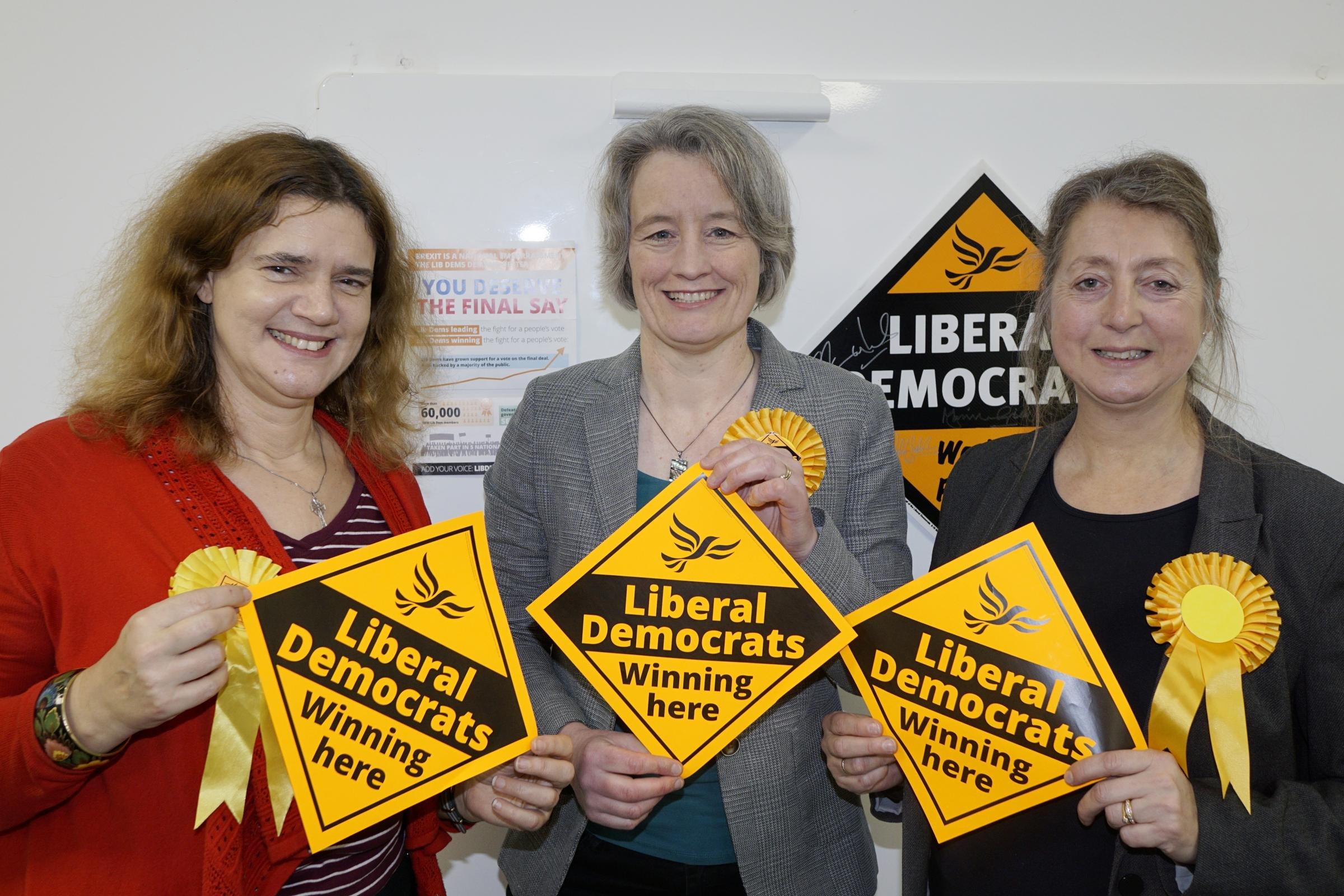 Green Party will not stand in Thornbury and Yate boosting Liberal Democrats - South Cotswolds Gazette