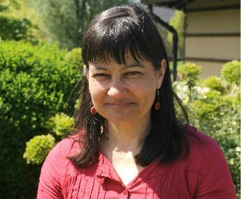 Leader of Stroud District Council, Doina Cornell.