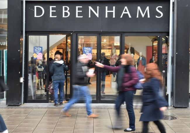 Debenhams placed into administration after Mike Ashley deal rejected