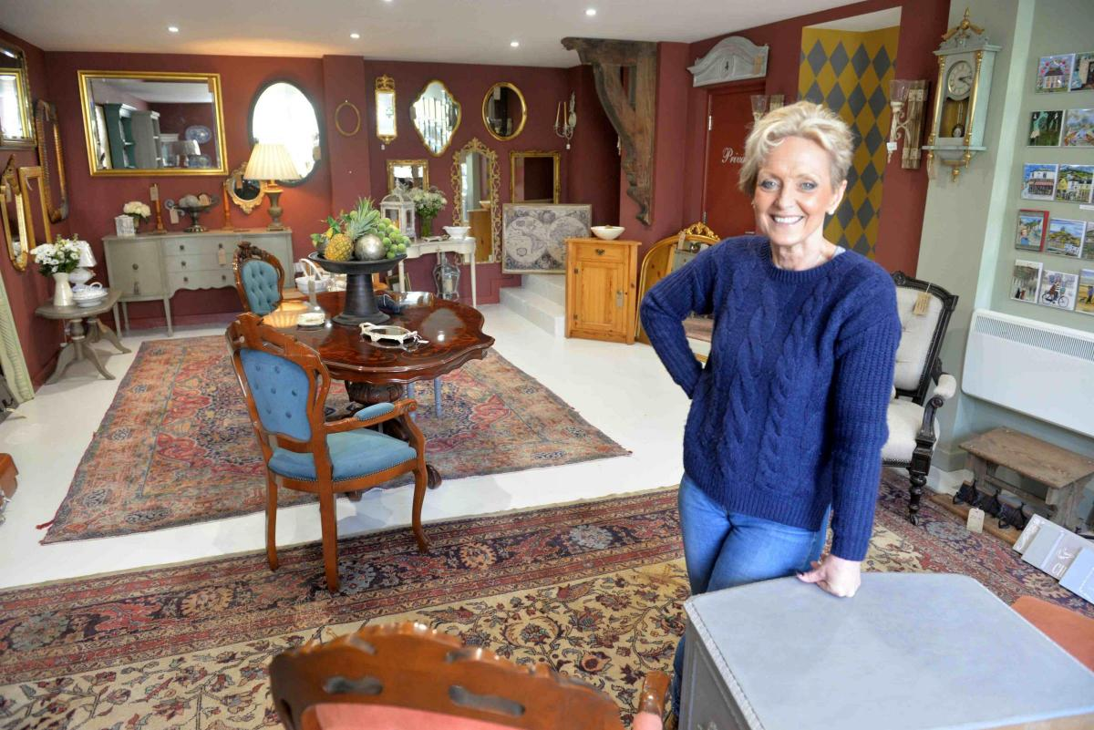 Upcycled Furniture Maker Enjoys New Space In Wotton Gazette Series