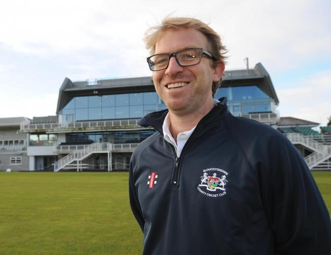 Gloucestershire coach Richard Dawson
