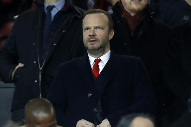 Ed Woodward realises United have endured a tough season