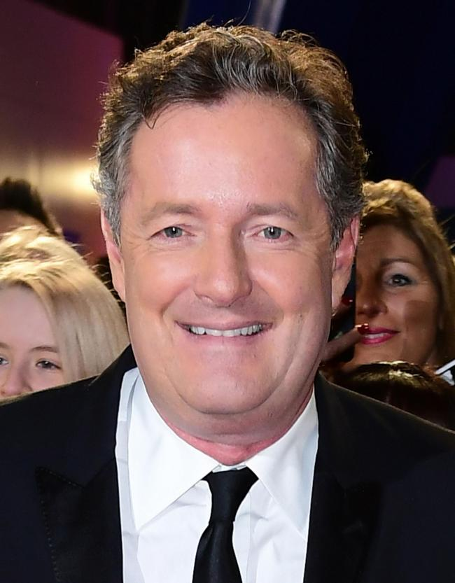 Piers Morgan. Picture: Ian West/PA Wire