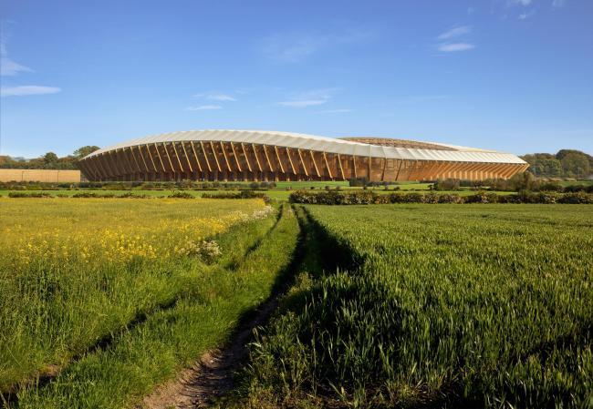 Plans for new Forest Green Rovers stadium were refused earlier this week